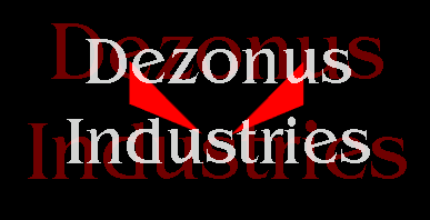 Dezonus Industries: Malton Dispatch