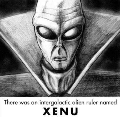 The Church of Xenu - The Urban Dead Wiki