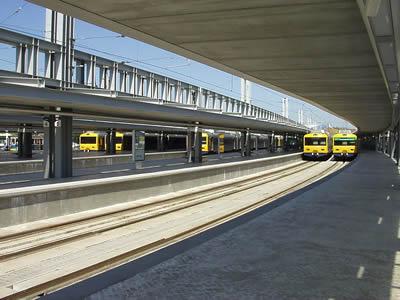 description of railway station