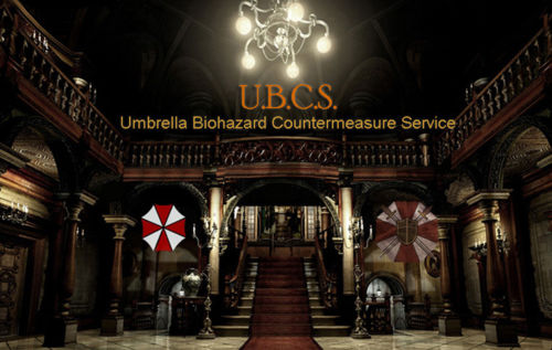 Go Back  gt  Gallery For  gt  Umbrella Corporation BuildingUmbrella Corporation Building