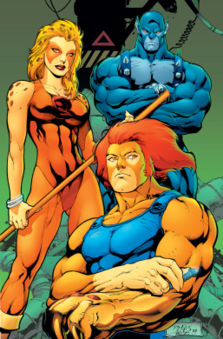 Original Thundercats Characters on Original Articles From Our Library Related To The Thundercats