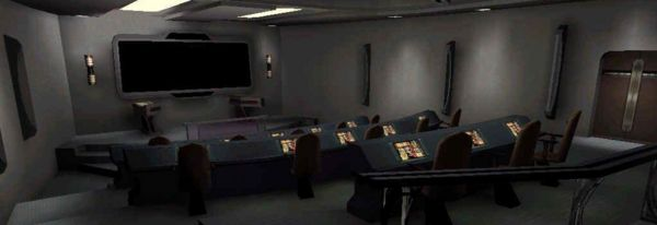 The CAPD Squad Room